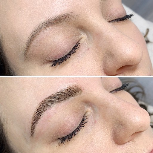 Brow Lamination, Lift and Tint Course